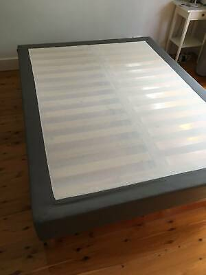 AU100 • Buy Ikea Queen Size Slatted Bed Base, Great Condition