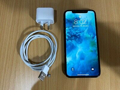 AU415 • Buy Apple IPhone X - 64GB - Space Grey (Unlocked) A1865 (CDMA + GSM) (AU Stock)