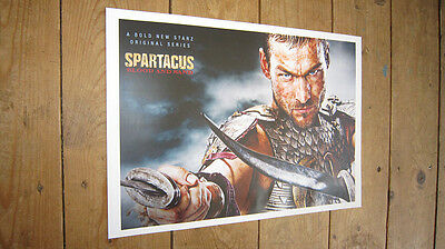 This Is Spartacus Andy Whitfield Great New POSTER • 5.99£