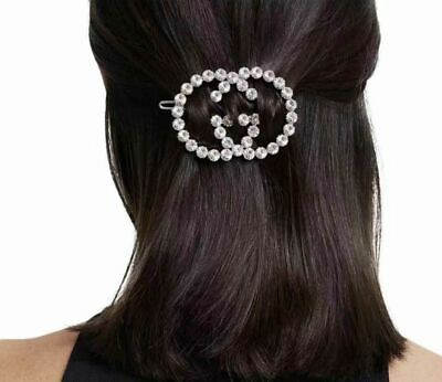 $12 • Buy 1 Pcs Fashion Girls Crystal Hair Clip Hair Brooch Accessories For Women And Girl