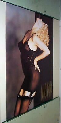 $13.99 • Buy MADONNA SEXY Black Garters Vintage 1990  Poster New Condition