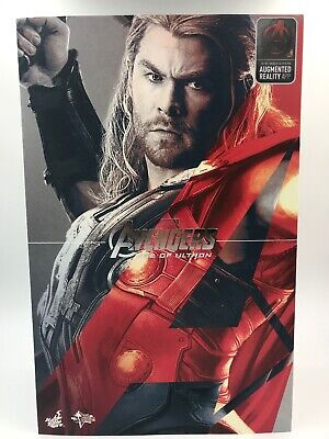 $279.99 • Buy Hot Toys 1/6 MMS 306 - Avengers Age Of Ultron AoU Thor - Marvel