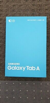 AU105.45 • Buy Samsung Galaxy Tab A 8.0 SM-T355Y 16GB, Wi-Fi + 4G 8  Tablet - Smoky Titanium