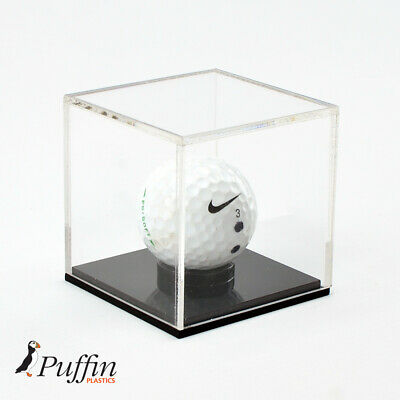 Golf Ball Display Case (Colour Base) • 18.42£