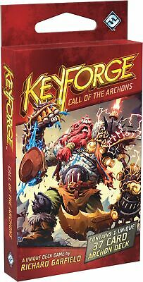 $ CDN12.99 • Buy Keyforge Call Of The Archons - Archon Deck NEW Factory Sealed FFG