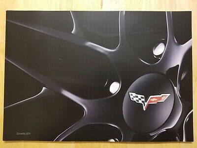 $10.99 • Buy 2011 Chevrolet Corvette Sales Brochure Grand Sport Coupe / Convertible