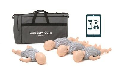 Laerdal Little Baby QCPR Pack Of 4 • 975£