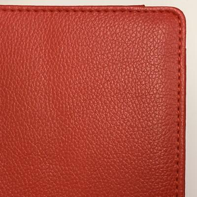 Red PU Leather Case Cover With LED Light Amazon Kindle Touch (1st Gen) • 9.99£