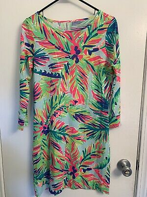 $19 • Buy Lilly Pulitzer Marlowe Dress In Multi Island Time Small NWOT