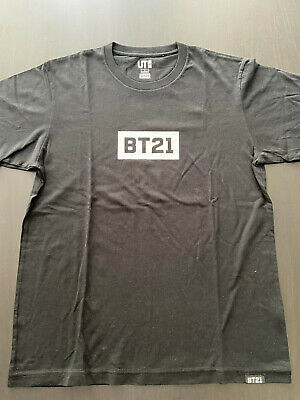 AU1 • Buy Uniqlo - UT BT21 T Shirt - L (Barely Worn)