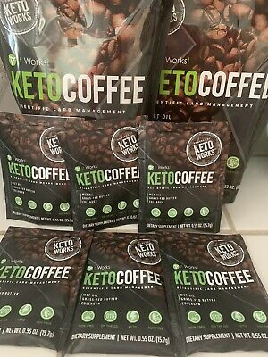 $4.25 • Buy ItWorks! Keto Coffee Single Serving