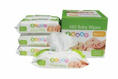 AU9 • Buy 4Baby Wipes 480 Box