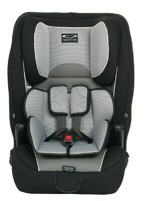 AU269 • Buy Baby Love Ezy Grow Harnessed Seat Silver Grey