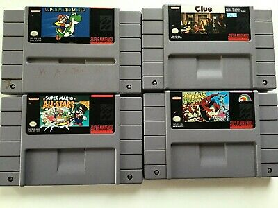 $ CDN80 • Buy Snes Lot Games (Super Nintendo)