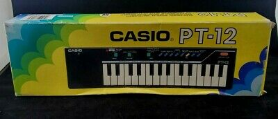 $60 • Buy Casio PT-12  Vintange Mini Keyboard