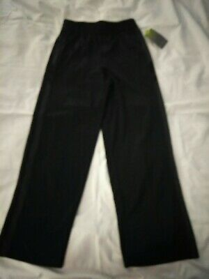 $5.99 • Buy Tek Gear Athletic Pants Boys Size L Color Black NWT