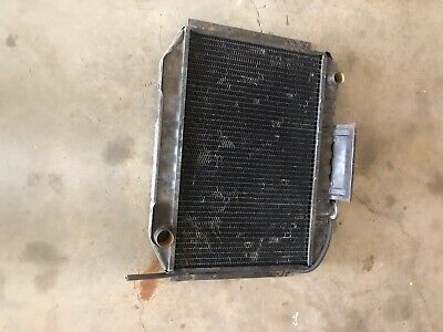AU39 • Buy Radiator Holden Torana LC LJ LH LX UC 1969-1978 4CLY & 6CLY Manual Only