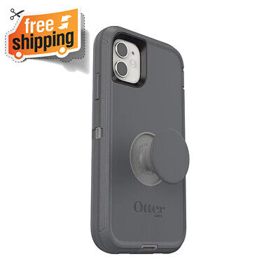 AU122.55 • Buy Original Otter Pop Defender Series Case For Apple IPhone 11 ONLY Grey
