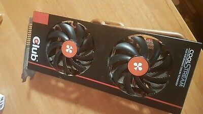 3GB Club 3D AMD Radeon HD 7970 - Spares Or Repair • 40£