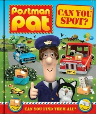 Postman Pat: 501 Things To Find, Igloo Books, New Book • 4.95£
