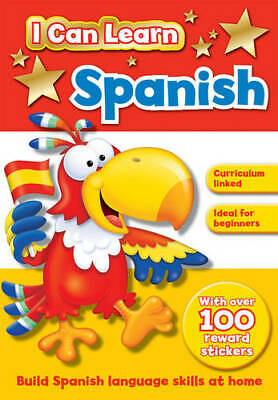 I Can Learn: Spanish, , Very Good Book • 5.68£