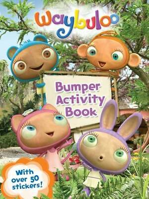 Waybuloo Bumper Activity Book (Bumper Activity Books), Unknown, Very Good Book • 3.79£