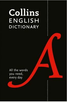 £6.31 • Buy Collins English Dictionary And Thesaurus, , New Book
