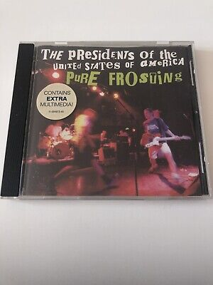 The Presidents Of The United States Of America Pure Frosting CD • 8.99£