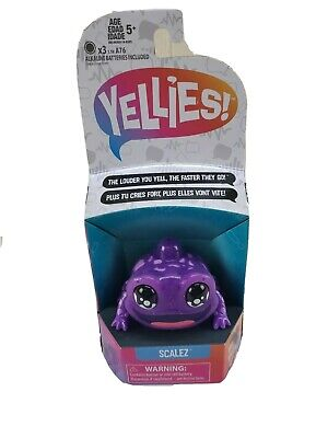 $9.25 • Buy Yellies! Scalez Voice-Activated Lizard Pet Toy For Kids Ages 5 And Up