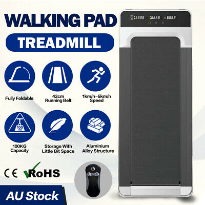 AU349 • Buy 【HOT SALE】Electric Treadmill Walking Pad Running Machine Home Fitness Exercise