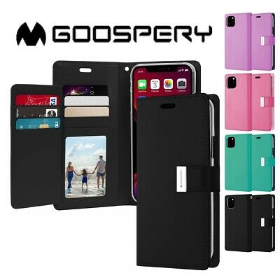 AU12.34 • Buy Wallet Case For IPhone 11 Pro Max Cover Flip X Xr Xs Max Card Shockproof Slim