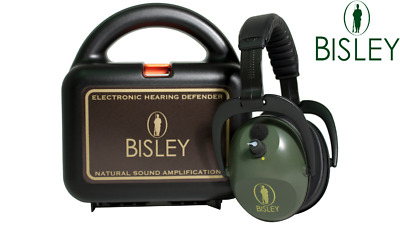 Bisley Electronic Ear Defenders Shooting Hearing Protection Hunting  • 74.25£