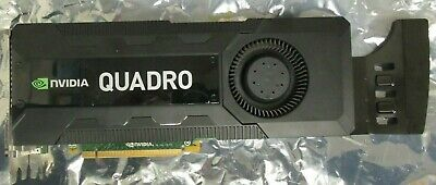 $ CDN379.64 • Buy NVIDIA Quadro K5000 Video Card CN-0RCFKT-56189-4AA-0051-A02