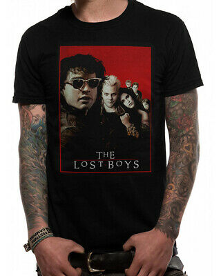 £11.95 • Buy OFFICIAL Warner Bros THE LOST BOYS T-Shirt Tee Sizes S-XXL NEW & IN STOCK NOW UK