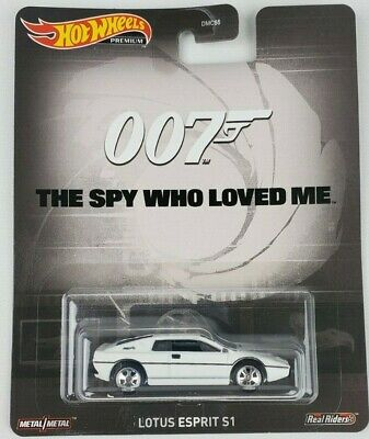 $ CDN6.68 • Buy Hot Wheels James Bond 007 Lotus Esprit S1 Retro Entertainment