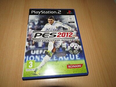 AU74.05 • Buy Pro Evolution Soccer 2012 Sony PlayStation 2 Ps2 PES 2012