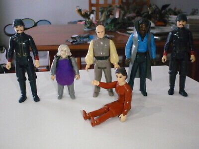 $ CDN69.99 • Buy Vintage Kenner Star Wars ESB Action Figure Lot Bespin Collection Lando Leia More