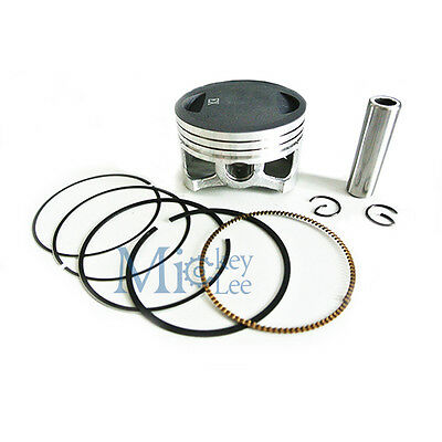 AU23.99 • Buy 60mm 160cc Pin Piston & Rings Kit Set-Fits YX160 Engine Pit Pro Trail Dirt Bike