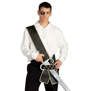 Pirate Sword Sash Costume Accessory - Teen Adult - Sash Only • 12.15£