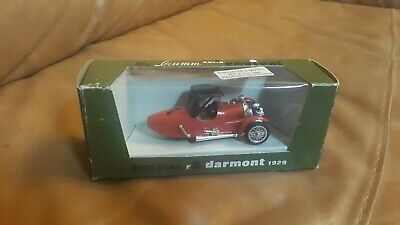 Brumm Cyclecar R4 Darmont Red 1929 Model Car 1.43 Scale New Boxed Diecast  • 17.99£