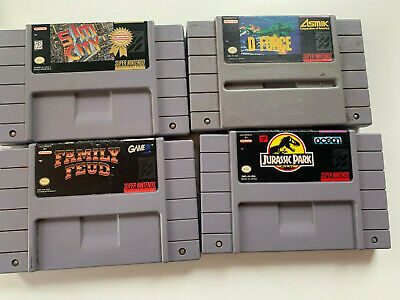 $ CDN31 • Buy Snes Game Lot (Super Nintendo)