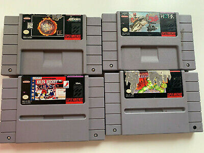 $ CDN30 • Buy Snes Game Lot (Super Nintendo)
