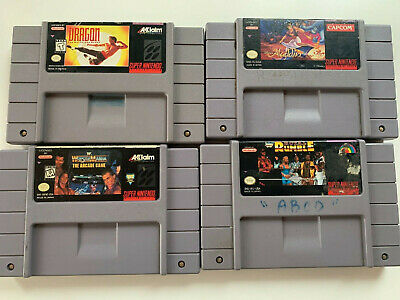$ CDN48 • Buy Snes Game Lot (Super Nintendo)