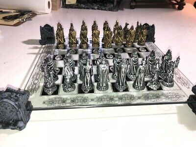 $82.50 • Buy Mystical Creations Deluxe Chess Set - Skeletons