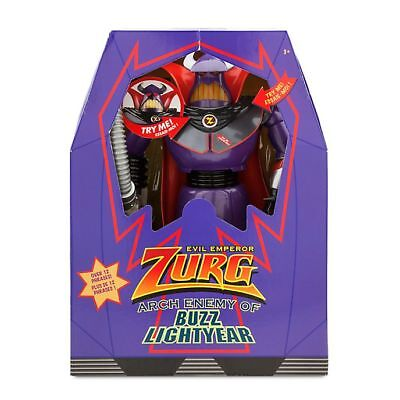 £35.99 • Buy DISNEY Toy Story 12  Zurg Talking And Light Up Action Figure **NEW**