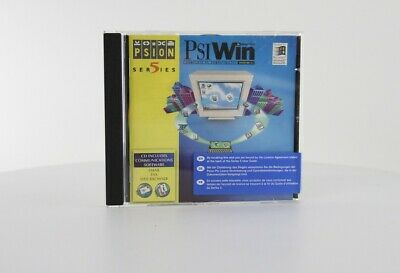 Psion Series 5 CD Communication Software (2905-0022-09) • 99.99£