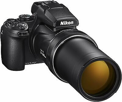 AU1399 • Buy Nikon Coolpix P1000 125x Zoom Digital Camera - Black