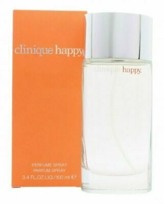 CLINIQUE Happy 100ml EDP For Women BRAND NEW 100% Authentic • 29.50£