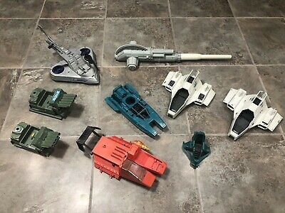 $ CDN51 • Buy Vintage Gi Joe Toy Lot Space Boat Plane 1980's Vehicles Hasbro Parts #3