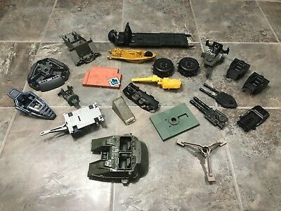 $ CDN39 • Buy Vintage Gi Joe Toy Lot Guns Boat Seats 1980's Vehicles Hasbro Parts #4